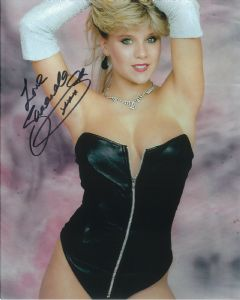 Samantha Fox (Model, Singer) - Genuine Signed Autograph 8306